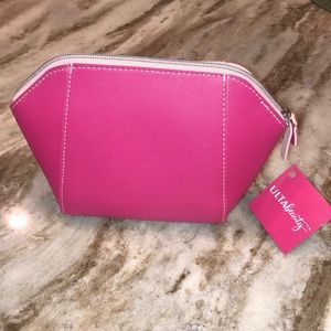 Ulta Beauty Pink Makeup Bag
